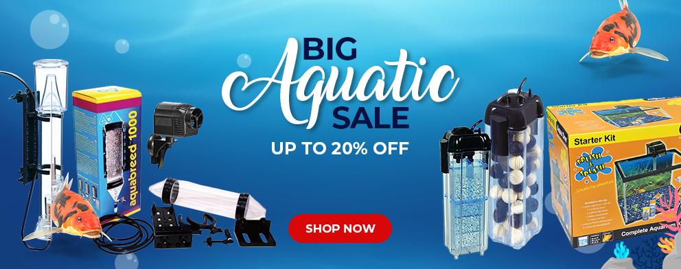 Aquatic-Sale